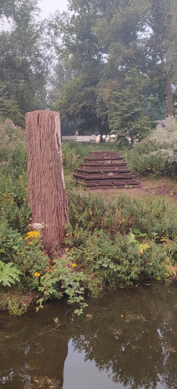 Mien Ruys Garden